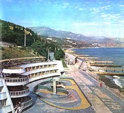boarding house ' Sea Coast ', Alushta, Crimea